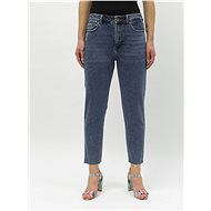 ONLY Blue shortened straight jeans Emily - Jeans