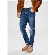 Selected Homme Blue Slim Fit Jeans Leon - Jeans