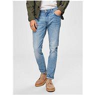 Selected Homme Light Blue Slim Fit Jeans Leon - Jeans