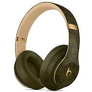 Beats Studio3 Wireless - Beats Camo Collection - lesní zelená - Bezdrátová sluchátka