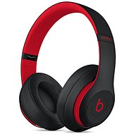 Beats Studio3 Wireless - The Beats Decade Collection - vyvzdorovaná černo-červená