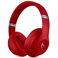 Beats Studio3 Wireless - červená - Bezdrátová sluchátka