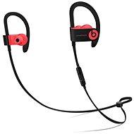 Beats PowerBeats3 Wireless - křiklavě červená - Sluchátka s mikrofonem