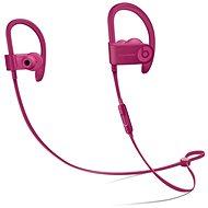 Beats PowerBeats3 Wireless - cihlově červená - Sluchátka s mikrofonem