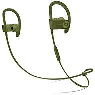 Beats PowerBeats3 Wireless - trávníkově zelená - Sluchátka s mikrofonem