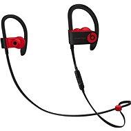 Beats PowerBeats3 Wireless - vyvzdorovaná černo-červená - Bezdrátová sluchátka