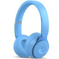Beats Solo Pro Wireless - More Matte Collection - světle modrá - Bezdrátová sluchátka