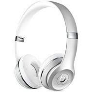 Beats Solo3 Wireless - stříbrná - Bezdrátová sluchátka