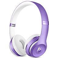 Beats Solo3 Wireless - ultra fialová - Sluchátka