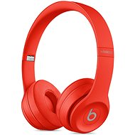 Beats Solo3 Wireless - RED - Sluchátka