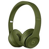 Beats Solo3 Wireless - trávníkově zelená - Sluchátka
