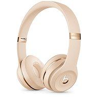 Beats Solo3 Wireless - saténově zlatá - Sluchátka