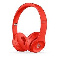 Bezdrátová sluchátka Beats Solo3 Wireless Headphones - červená