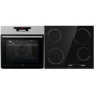 MORA VT 435 AX + MORA VDST641 C - Oven & cooktop set