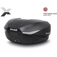 SHAD Vrchní kufr na motorku SH58X karbon (rozšiřitelný koncept)