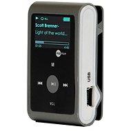 MPman MP 30 šedý - MP3 přehrávač