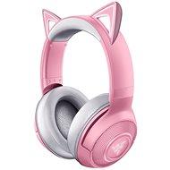 Razer Kraken BT Kitty Edition - Quartz - Bezdrátová sluchátka