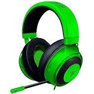 Razer Kraken Green - Herní sluchátka