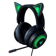 Herní sluchátka Razer Kraken Kitty Black Chroma USB Gaming Headset