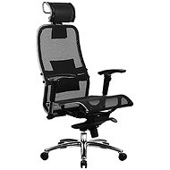 MERCURY STAR Samurai S-3 černá - Kancelářská židle
