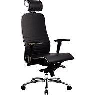 MERCURY STAR Samurai K-3 černá - Kancelářská židle