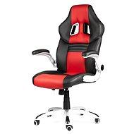 MERCURY STAR Williams černo/červená - Kancelářská židle