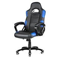 MERCURY STAR Silverstone černo/modrá - Kancelářská židle