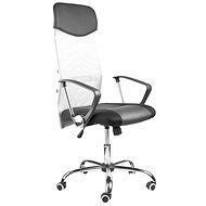MERCURY STAR Idaho šedá síťovina - Kancelářská židle