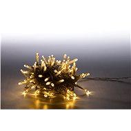 Marimex Řetěz světelný  100 LED 5 m - teplá bílá - transparent kabel - Vánoční osvětlení