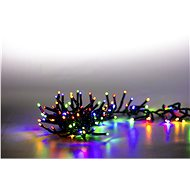 Marimex Light chain 200 LED double 2 m - colour - Christmas Chain Lights