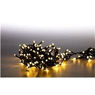 Marimex Řetěz světelný 400 LED dvojitý 4 m - teplá bílá - Vánoční osvětlení