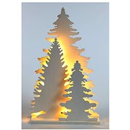 Marimex Decor Nature Bílý les - Vánoční osvětlení