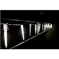 Marimex Icicles 10 pcs with switch, flowing effect - Christmas Chain Lights