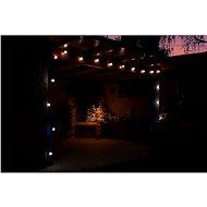 Marimex Řetěz 10 ks párty bílé žárovky   - Vánoční řetěz