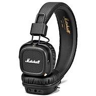 Marshall Major II Bluetooth - Black - Sluchátka s mikrofonem