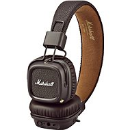 Marshall Major II Bluetooth - Brown - Bezdrátová sluchátka