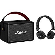 Marshall KILBURN II Black + Major III Bluetooth Black