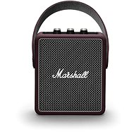 Marshall Stockwell II Burgundy - Bluetooth reproduktor