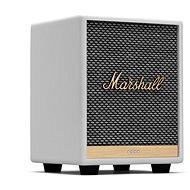 Marshall Uxbridge Voice Google bílý - Bluetooth reproduktor