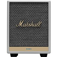 Marshall Uxbridge Voice Alexa bílý - Bluetooth reproduktor
