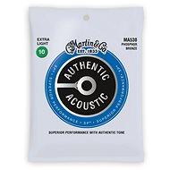 MARTIN Authentic SP 92/8 Phosphor Bronze Extra Light - Struny