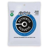 MARTIN Authentic SP 92/8 Phosphor Bronze 12-String Extra Light - Struny