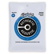 MARTIN Authentic SP 92/8 Phosphor Bronze Medium - Struny