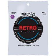 MARTIN Retro Custom Light - Struny