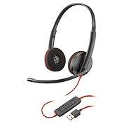 Plantronics BLACKWIRE 3220 - Headphones with Mic
