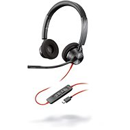Poly Blackwire 3320, C3320, USB-C - Sluchátka