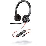 Sluchátka Poly Blackwire 3320 Microsoft, C3320M, USB-C
