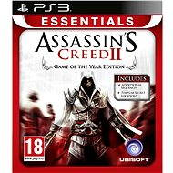 Assassins Creed II (Essentials Edition) - PS3 - Hra pro konzoli