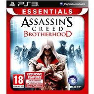 Assassins Creed: Brotherhood (Essentials Edition) - PS3 - Hra pro konzoli