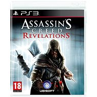 Assassins Creed: Revelations - PS3 - Hra pro konzoli